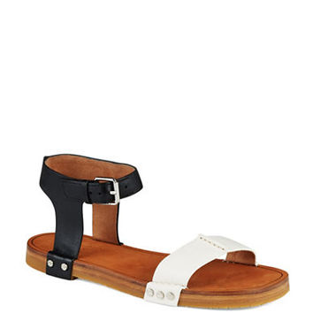 Marc By Marc Jacobs Colorblock Sandals