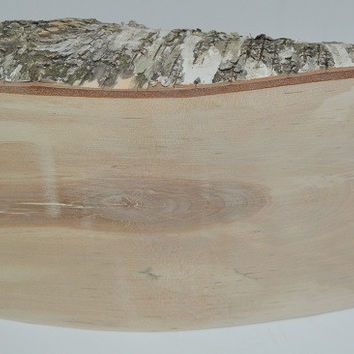 Birch Log Stump for Painters