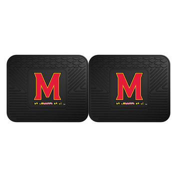 Maryland Terps NCAA Utility Mat (14x17)(2 Pack)