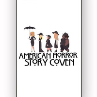 American Horror Story Coven for iPhone 4/4S Case **
