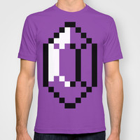 Rupee - The Legend of Zelda T-shirt by Shea Kennedy   Society6