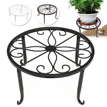 Metal Iron Plant Pot Stand
