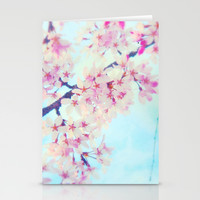 Spring #2 Stationery Cards by Naomi IB