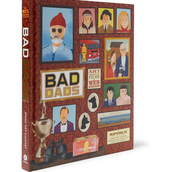 Abrams - The Wes Anderson Collection: Bad Dads Hardcover Book