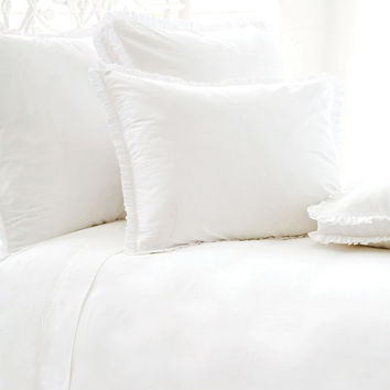 Pine Cone Hill Classic Ruffle Duvet Cover Collection