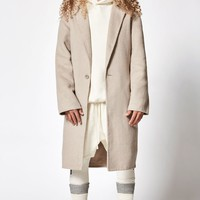 FOG - Fear Of God Essentials Wool Overcoat at PacSun.com
