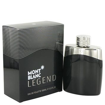 Montblanc Legend Eau De Toilette Spray By Mont Blanc For Men