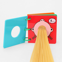 Urban Outfitters - Spaghetti Measuring Book