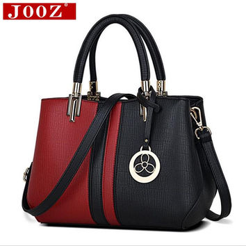 Jooz Sequined Patchwork Pu Handbags For Women