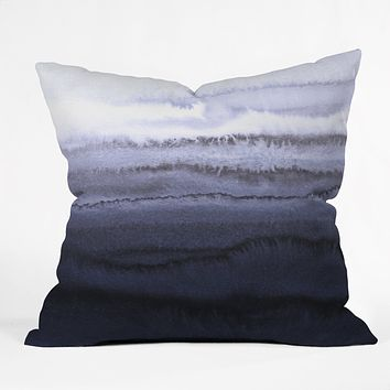 Monika Strigel Within The Tides Outdoor Throw Pillow
