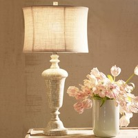 Jolie Mother-of-Pearl Table Lamp Base