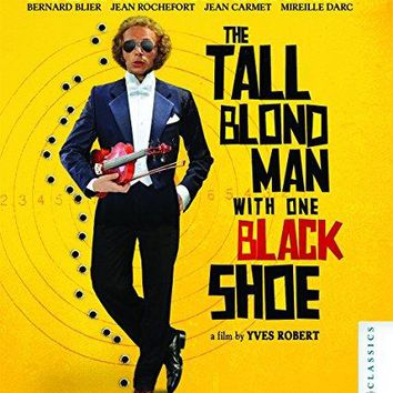 Jean Rochefort (Tell No One & Man on the Train) & Yves Robert-The Tall Blond Man With One Black Shoe