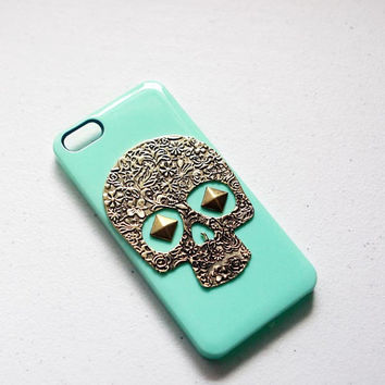 Durable Skeletoniphone 5 5s case iphone 4 4S case - Skeleton iphone 4 case 5 case phone case phone cover