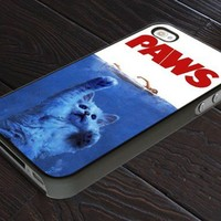 PAWS Movie PARODY - Print On Hard Cover For iPhone 5