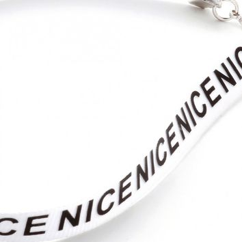 Nice Nice Choker Discover the latest fashion trends online at storets.com