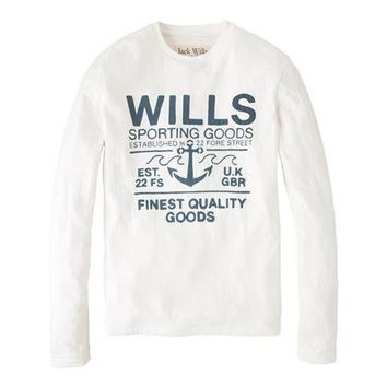 The Ambergate Ls Jersey | Jack Wills