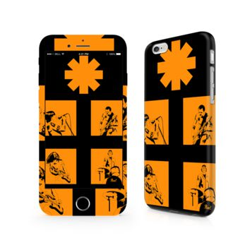 Red Hot Chili Peppers iPhone 6/6 Plus Skin