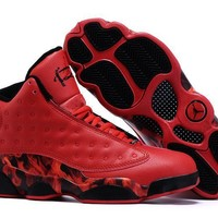 Air Jordan 13 Retro Ray Allen Heat Men Basketball Shoes Size US 8-13