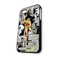 Wonder Woman Vintage iPhone 5C Case