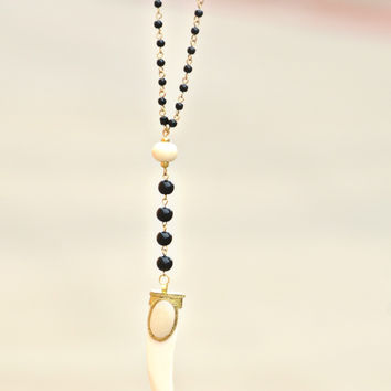 Finish The Look Necklace