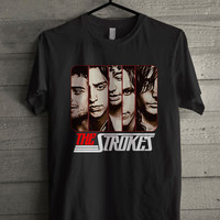 The Strokes Rock Music Band