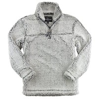 Hometown Clothing SET: Boxercraft Sherpa 1/4 Zip Pullover and HTC Garment Guide, Adult Size, Smokey Grey-L - Walmart.com