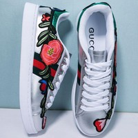 Gucci Fashion Embroidery Old Skool Sneakers Sport Shoes-5