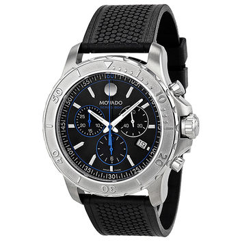 Movado Series 800 Mens Chronograph Quartz Watch 2600113
