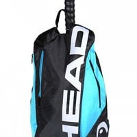 Head Tour Team Blue Back Pack Bag
