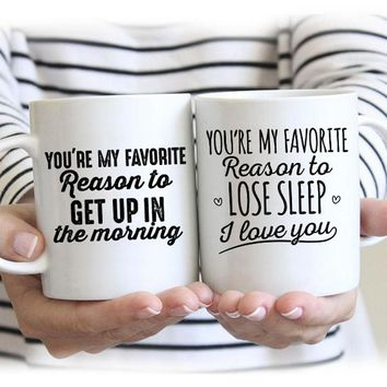 You're My Favorite Mugs - VAL-93-94