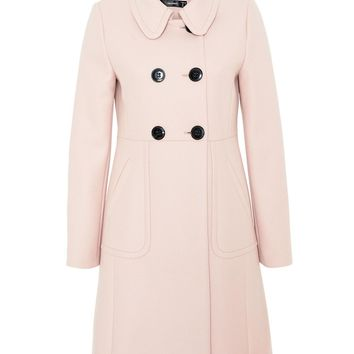 Hallhuber Double-layer Wool Coat - House of Fraser