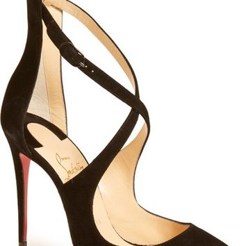 Christian Louboutin 'Marlena Rock' Pointy Toe Pump | Nordstrom