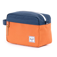 Herschel Supply Co.: Chapter Dopp Kit - Carrot / Navy