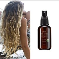 "Sea Salt Spray John Masters Certified Organic ""Sea Mist"" Hair Texturizer With Moisturizing Lavender Oil - 2 Oz."
