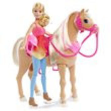 Barbie Dancin' Fun Horse and Doll