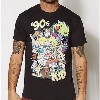 90's Kid T Shirt - Nickelodeon - Spencer's
