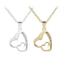 Gift Jewelry Stylish New Arrival Shiny Hollow Out Necklace [186296500250]