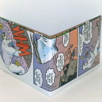 Comic Book Wallet// Madman
