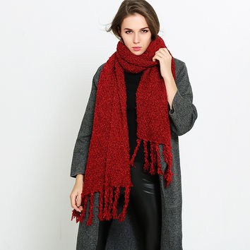 Korean Stylish Scarf [8924834566]