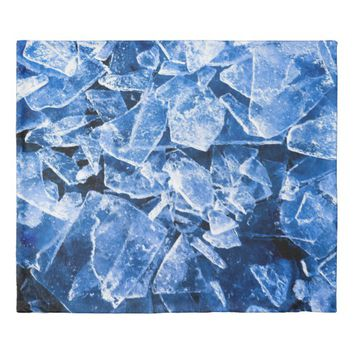 Ice cold cooling duvet cover