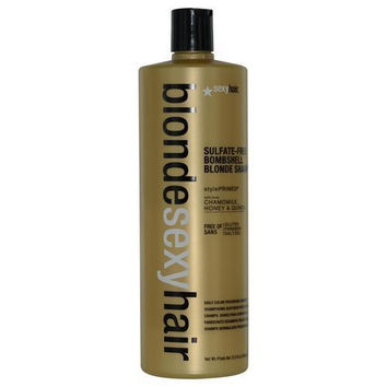 Blonde Sexy Hair Sulfate-free Bombshell Shampoo 33.8 Oz