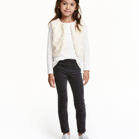 Corduroy Treggings - from H&M