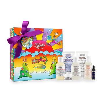 Limited Edition Travel-Ready Delights Set by Peter Max - Kiehl's Since 1851