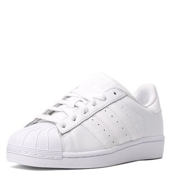 ADIDAS Superstar Foundation - FTWR WHITE - Animal Tracks Onlineshop