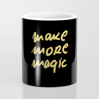 make more magic Art Print by Printapix