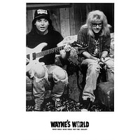 Wayne's World Movie Poster 24x36