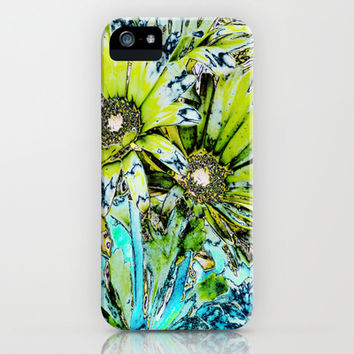 Reality Beckons Spring iPhone & iPod Case by  RokinRonda