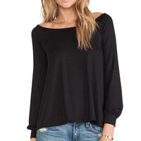 Rachel Pally Dolce Top in Black