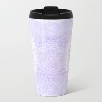 Lace for your soles Metal Travel Mug by Starseed Designs