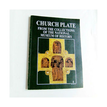 Rare Art Book Eastern Orthodox Church Plates 100+ Full Color Plates Printed in Bulgaria Liturgical Icons 1995